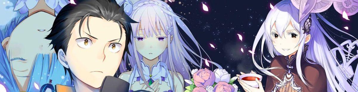 Re:Zero – Quatrième arc - Le Sanctuaire et la Sorcière de l'Avarice - Manga