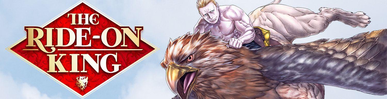 The Ride-on King - Manga