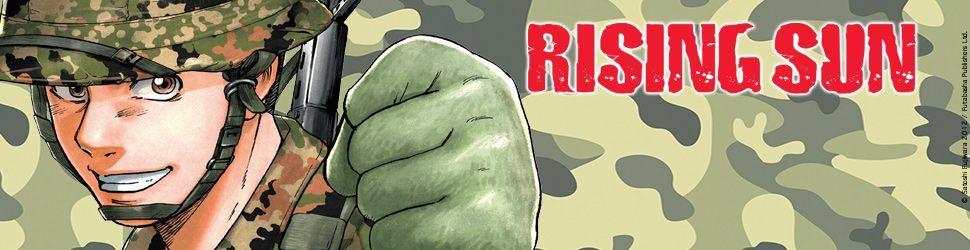 Rising sun - Manga