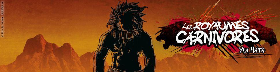 Royaumes Carnivores (les) - Manga