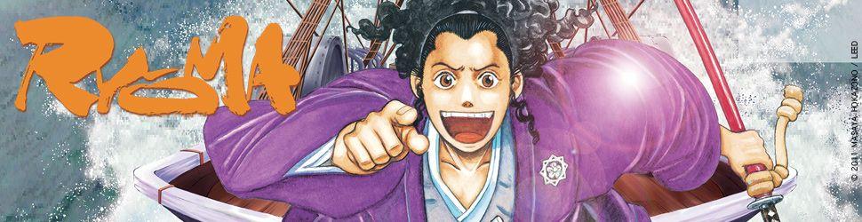 Ryoma - Manga
