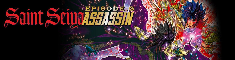 Saint Seiya - Episode G - Assassin - Manga