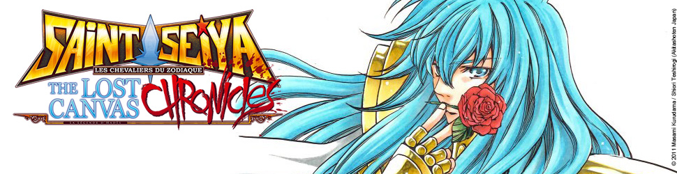 Saint Seiya - The Lost Canvas - Chronicles - Manga