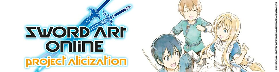 Sword Art Online - Project Alicization - Manga
