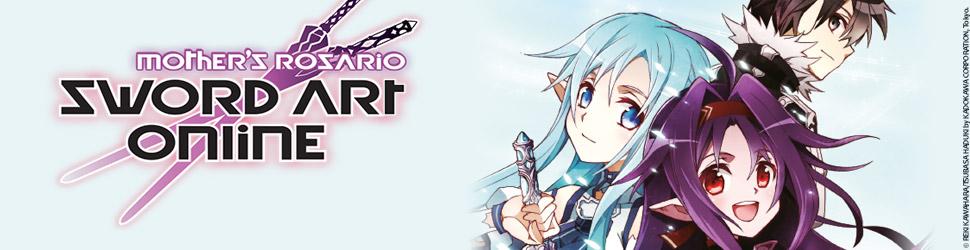 Sword Art Online – Mother's Rosario - Manga