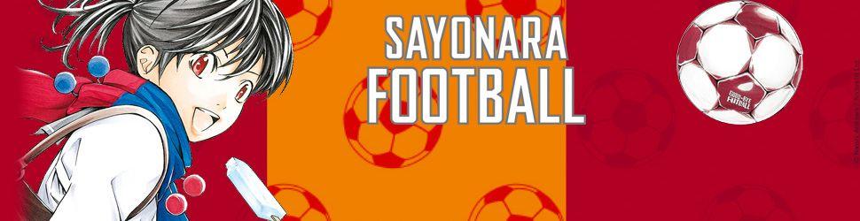 Sayonara Football - Manga