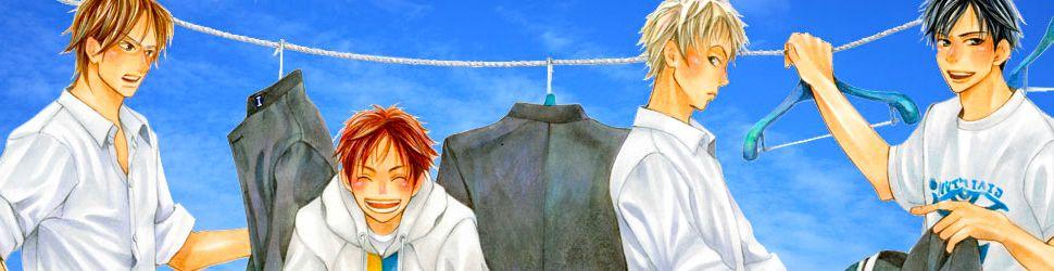 Seiho men's school !! - Manga