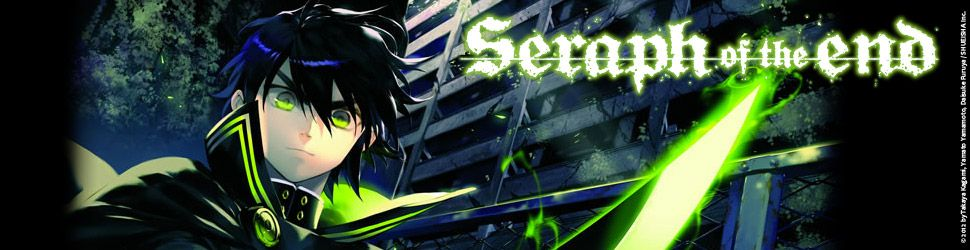 Seraph of the End - Manga