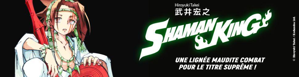 Shaman King - Manga