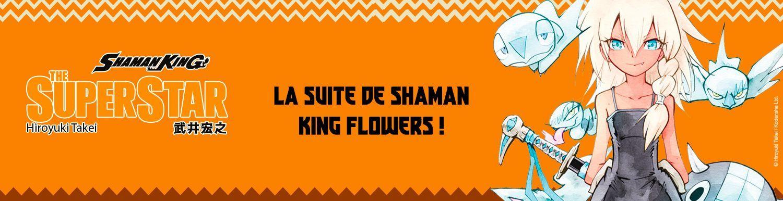 Shaman King - The Super Star - Manga