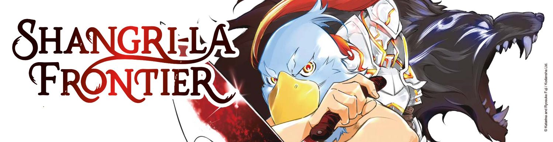Shangri-La Frontier - Manga