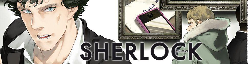 Sherlock - Manga