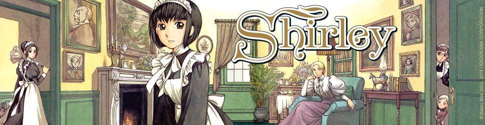 Shirley - Manga