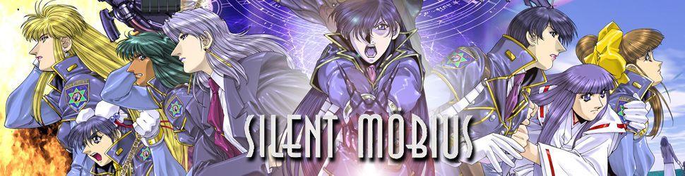 Silent Mobius - Manga