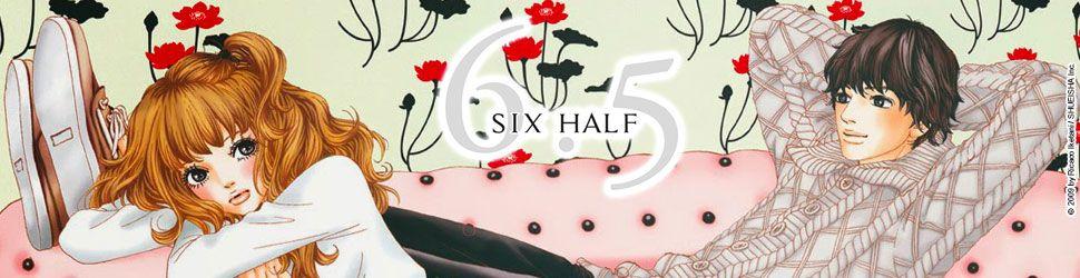 Six Half vo - Manga