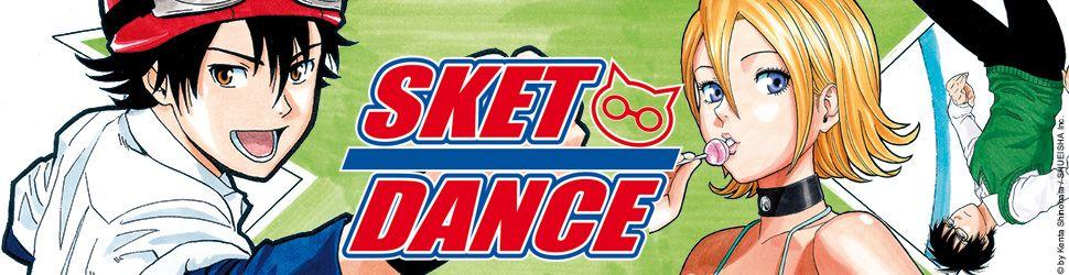 Sket Dance - Le club des anges gardiens - Manga