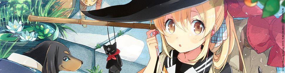 Sorcière en formation - Manga