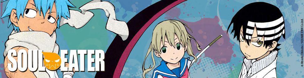 Soul Eater - Manga