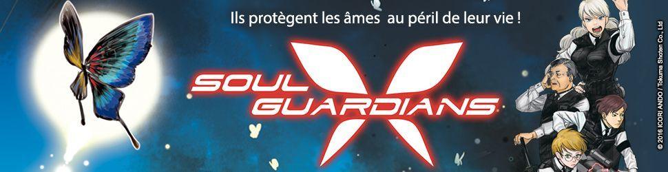 Soul Guardians - Manga