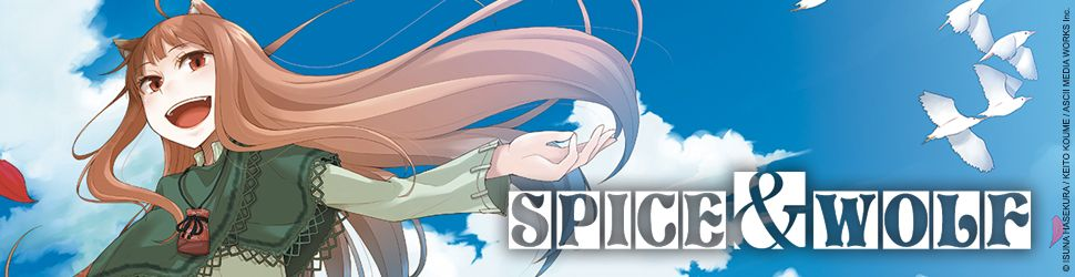 Spice and Wolf - Manga