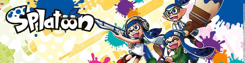 Splatoon - Manga