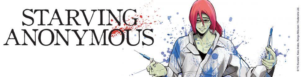 Shokuyô Jinrui - Starving Anonymous vo - Manga