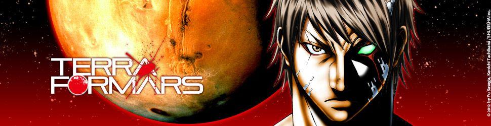 Terra Formars - Manga