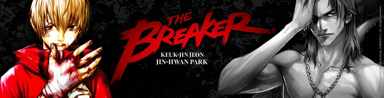 The Breaker - Manga