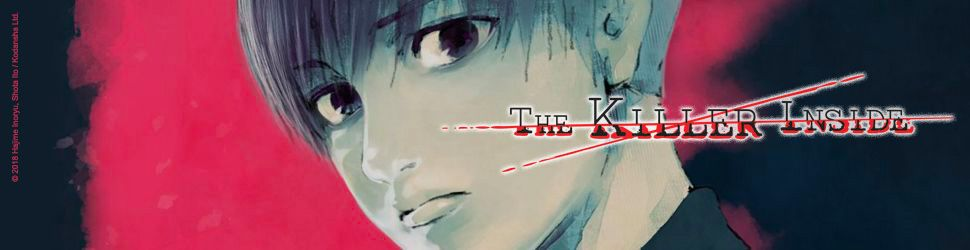 The killer inside - Manga