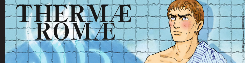 Thermae Romae - Manga