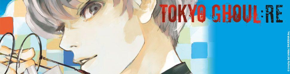 Tôkyô Ghoul:re vo - Manga VO
