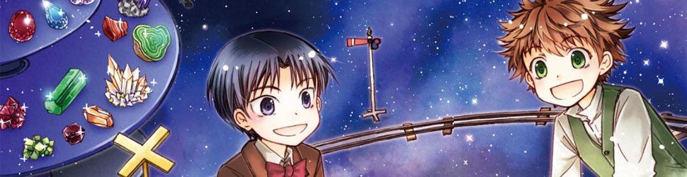 Train de nuit dans la voie lactée - Manga