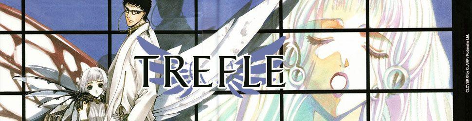 Trèfle - Manga