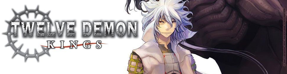 Twelve Demon Kings - Manga