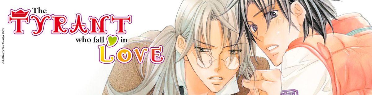The tyrant who fall in love - Manga