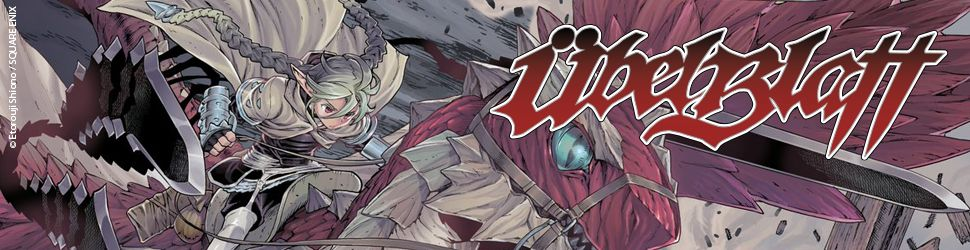 Übel Blatt - Manga