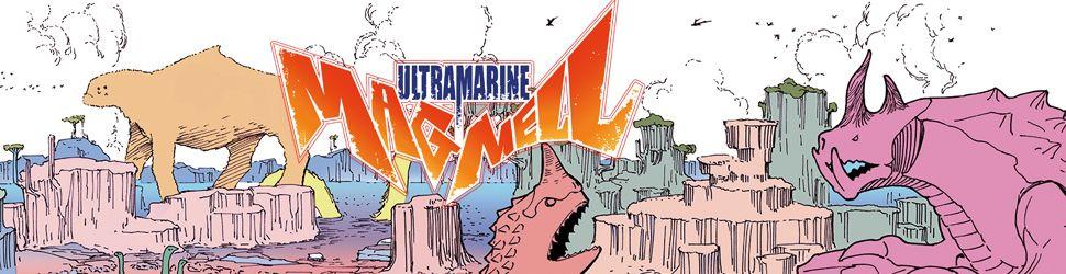 Ultramarine Magmell - Manga