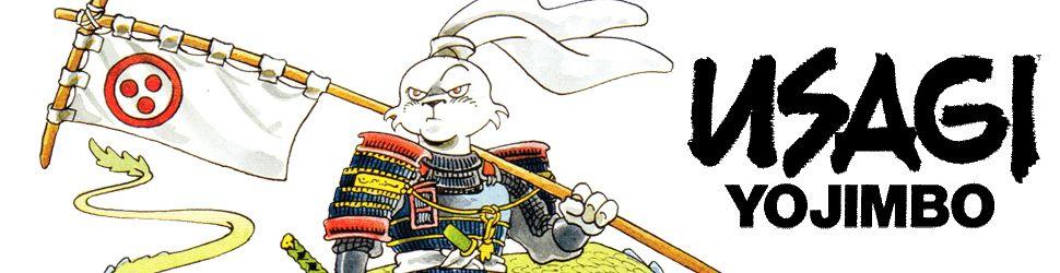 Usagi Yojimbo - Manga