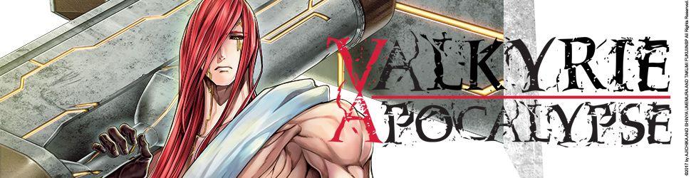 Valkyrie Apocalypse - Manga