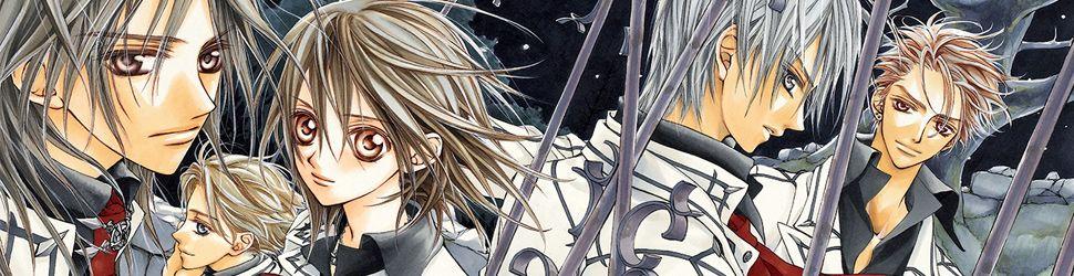 Vampire Knight - Manga