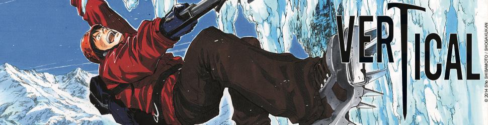 Vertical - Manga
