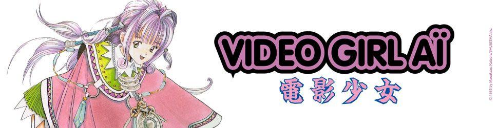 Video Girl Ai - Roman - Manga