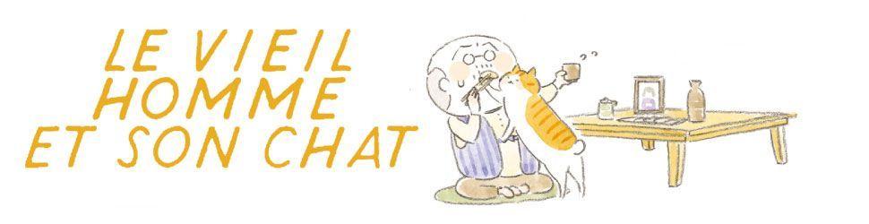 Vieil Homme et Son Chat (le) - Manga