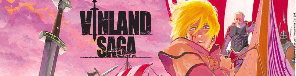 Vinland Saga - Manga