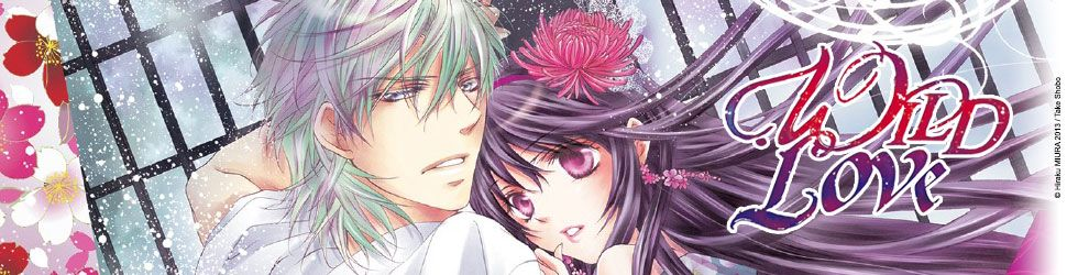 Wild love - Manga