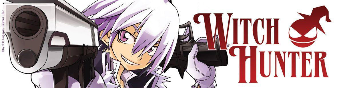 Witch Hunter - Manga