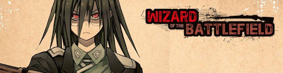 Wizard of the battlefield - Manga