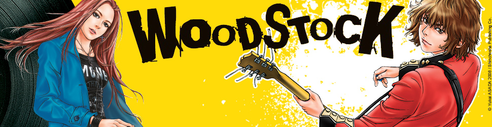 Woodstock - Manga