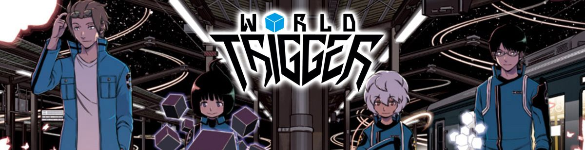 World trigger - Manga