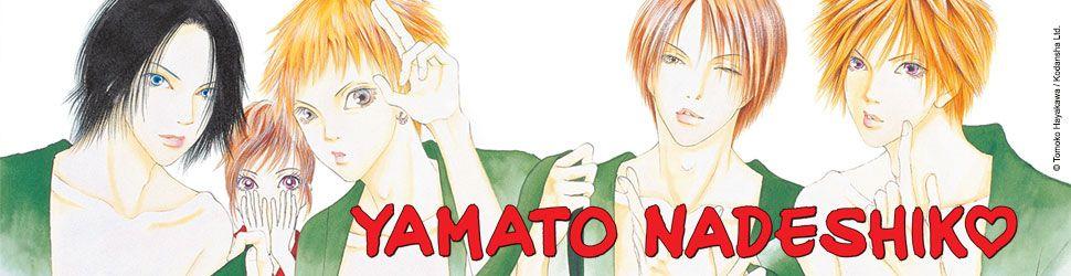 Yamato Nadeshiko - Manga